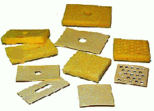 Sponges, Natural Cellulose Sponges